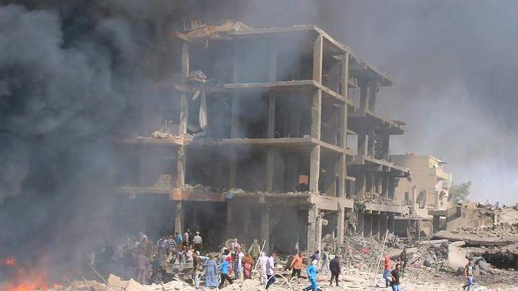 Syryjskie wojsko korzysta z zakazanej amunicji