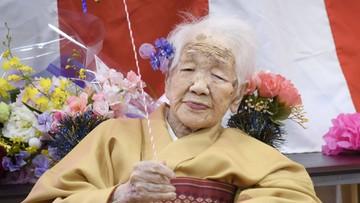 Tokio 2020: Najstarsza mieszkanka globu podtrzymuje chęć udziału w sztafecie z ogniem olimpijskim