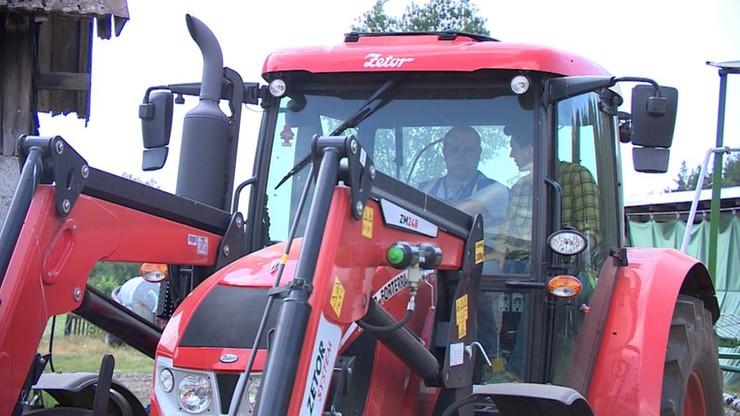 """""""Interwencja"""". Psuje się nowy traktor za 300 tys. zł. Dealer i producent odmawiają pomocy"""