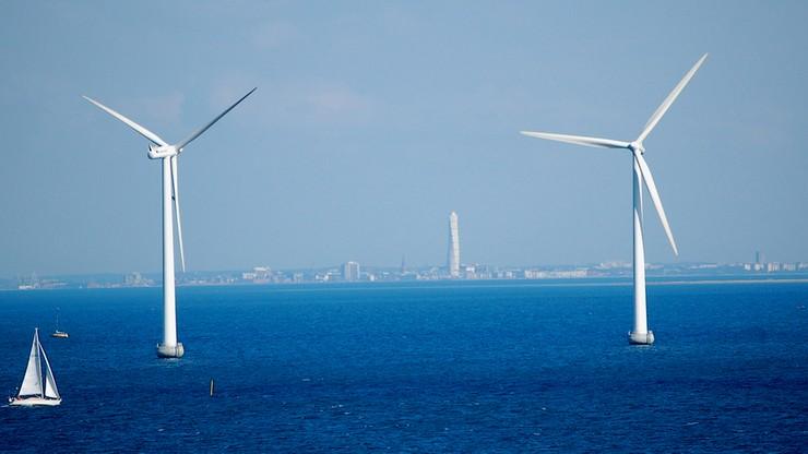 Energia z wiatru - rekordowy wynik Duńczyków