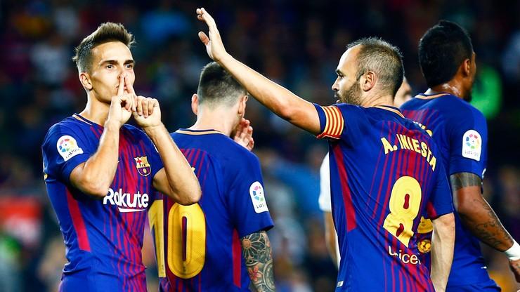 Niechciany w Barcelonie, odbuduje się w Arsenalu?