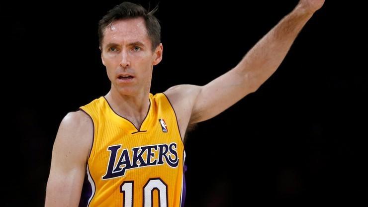NBA: Nash poprosił Jordana o… buty