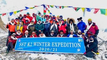 Marcin Kaczkan o zdobyciu K2: Szerpowie patrzą inaczej na himalaizm i użycie tlenu