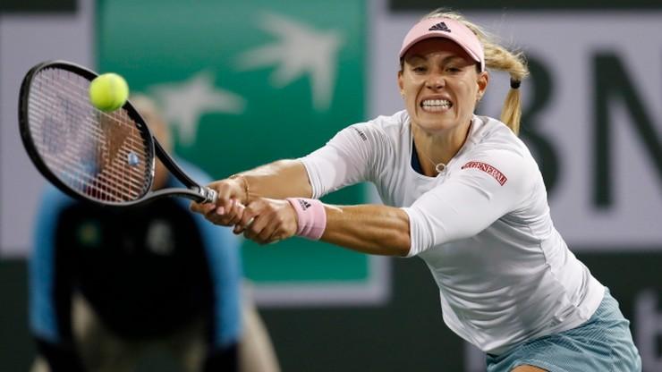 WTA w Indian Wells: Kanadyjsko-niemiecki pojedynek w finale