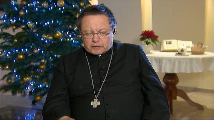 Abp Ryś: historia pokazuje, że Kościół wychodził z bardzo dramatycznych kryzysów