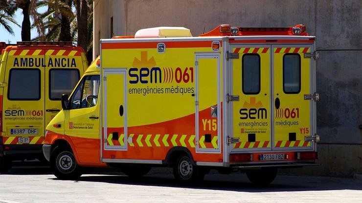 Tragiczny wypadek w wesołym miasteczku. 33 osoby ranne