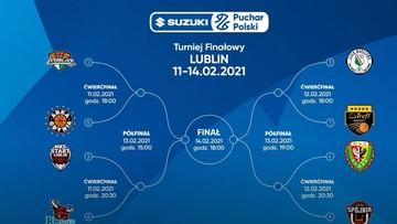 Rozlosowano pary ćwierćfinałowe Suzuki Pucharu Polski!