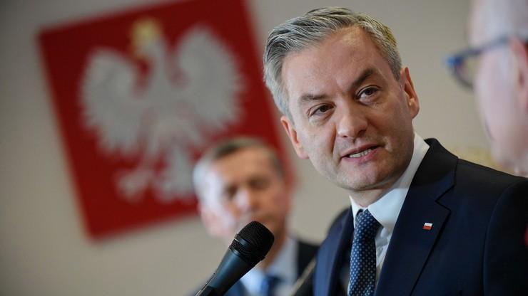 Biedroń apeluje do prezydenta o zwołanie Rady Bezpieczeństwa Narodowego ws. koronawirusa