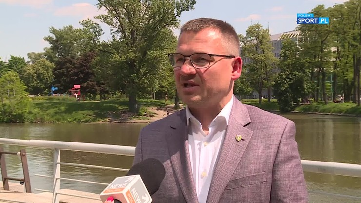Prezes Śląska Wrocław: Wierzę, że będziemy w stanie walczyć o najwyższe cele w Polsce