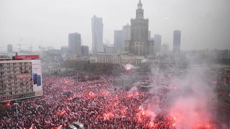 Marsz Niepodległości w zmienionej formie. Jest decyzja organizatorów