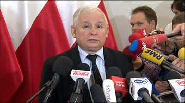 Kaczyński: nie doszło do finalnego porozumienia