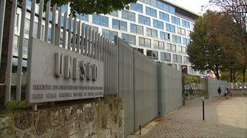 """Stany Zjednoczone występują z UNESCO. Jednym z powodów decyzji są """"antyizraelskie uprzedzenia"""""""