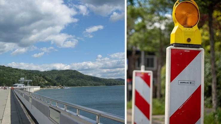 Wakacje w Bieszczadach. Remonty dróg wydłużą czas jazdy nad Jezioro Solińskie