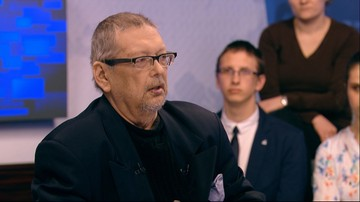Andrzej Urbański o PO: to banda d…ków