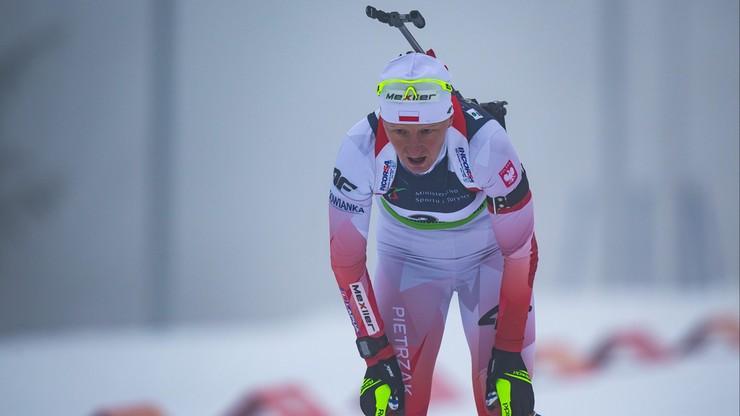 ME w biathlonie: Złote medale dla Rosji i Szwecji. Polacy poza dziesiątką