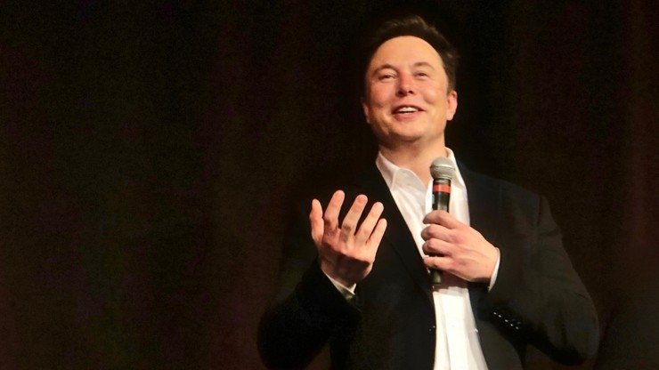 Elon Musk najbogatszym człowiekiem na świecie