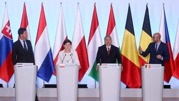 Szydło: przyszłość Europy musi być oparta o reformy i jedność UE