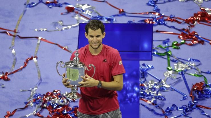 Dominic Thiem zwycięzcą US Open!