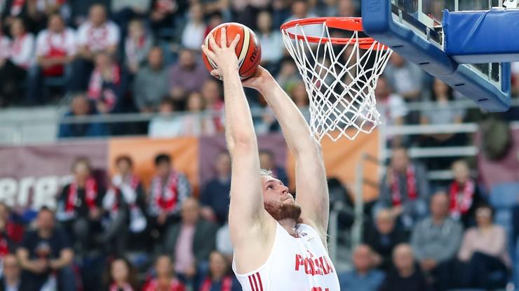 Przemysław Karnowski w Stelmecie Enea BC Zielona Góra