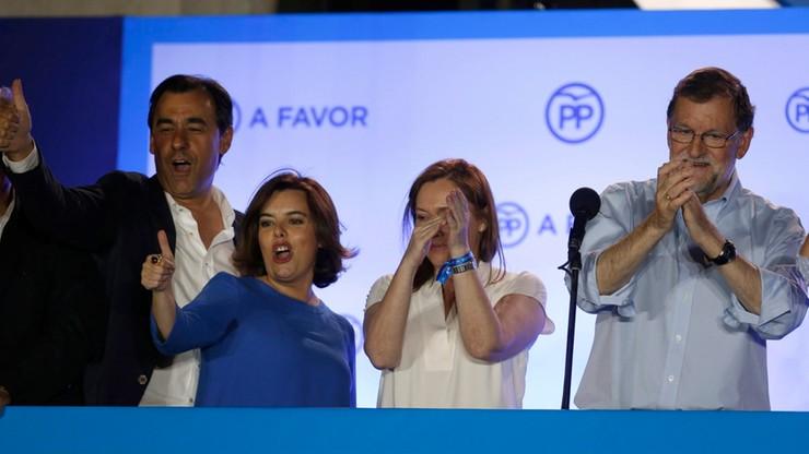 Rajoy ma nadzieję, że rząd powstanie w ciągu miesiąca