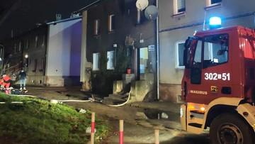 Katowice. Śmiertelna ofiara pożaru domu jednorodzinnego
