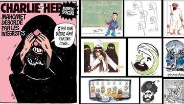 """Groźby Al-Kaidy pod adresem """"Charlie Hebdo"""""""