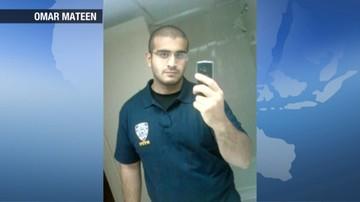 Atak w Orlando: żona wiedziała o planach zamachowca