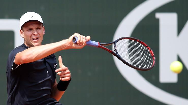 US Open: Martinez rywalem Hurkacza w ostatniej rundzie eliminacji