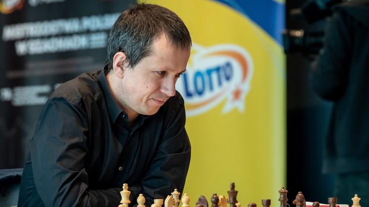 MP w szachach: Wojtaszek i Moranda w finale, pięć liderek w turnieju kobiet
