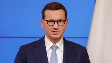 Premier: UE stawia Polsce żądania, przystawiając jej pistolet do głowy