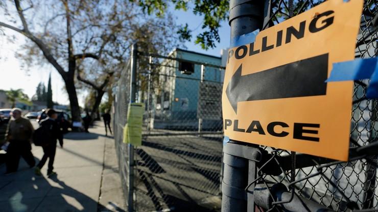 Jedna osoba zabita, trzy ranne. W Kalifornii strzelanina przed lokalem wyborczym