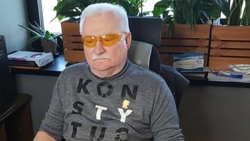 Lech Wałęsa szuka pracy przez internet. Były prezydent podał oczekiwania finansowe