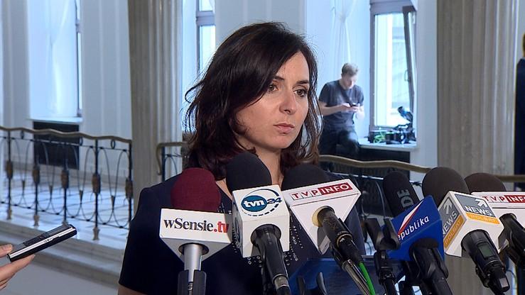 Gasiuk-Pihowicz: nie ma przestrzeni do rozmowy z PiS nt. zmian w konstytucji