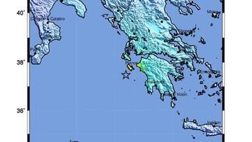 Silne trzęsienie ziemi u wybrzeży Grecji. Ostrzeżenie przed tsunami