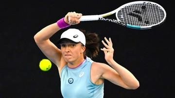 WTA w Ostrawie: Sakkari wyeliminowała Świątek w półfinale