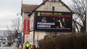 Lichocka złożyła akt oskarżenia przeciwko autorom kampanii z jej wizerunkiem
