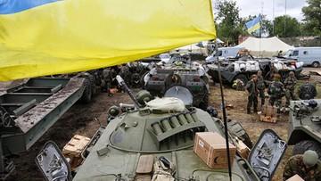 Wojna na Ukrainie. Wielkanocny rozejm w Donbasie trwał 10 minut