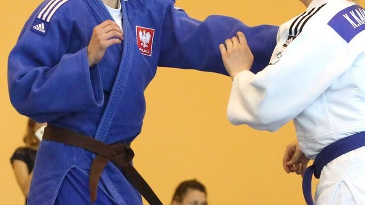 PŚ w judo: Drugie miejsca Garbacika i Mrówczyńskiego w Warszawie
