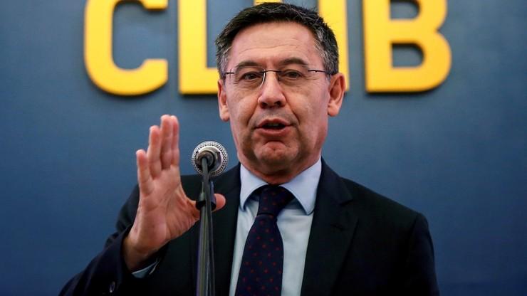 Media: Były prezes Barcelony ujawnił dane członków klubu