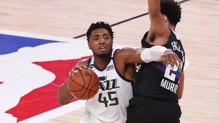 NBA: Utah Jazz nie zwalnia tempa