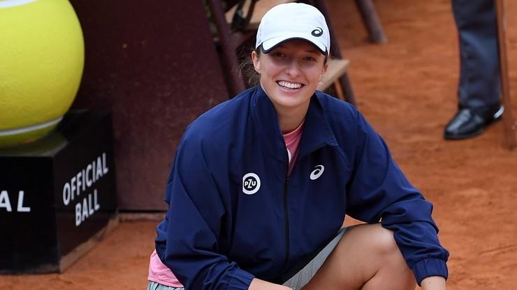 Iga Świątek o French Open: Staram się traktować ten turniej jak każdy inny