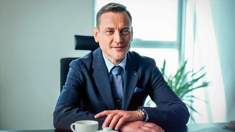 Paweł Ławrynowicz: Moja postać ma wpływ na Przyjaciółki - Polsat.pl