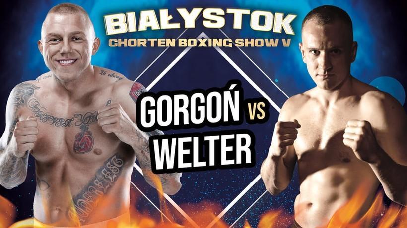 Welter przed walką o mistrzostwo Polski: To największe wyzwanie w mojej karierze