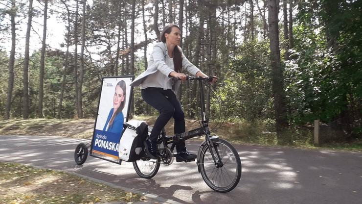 Rower, recykling, nasiona. Eko-kandydaci do Sejmu
