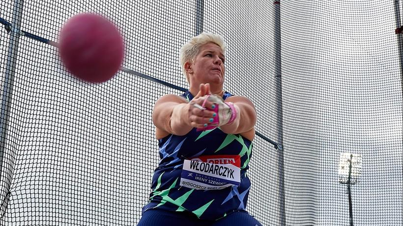 Tokio 2020: Anita Włodarczyk w finale rzutu młotem po pierwszej próbie