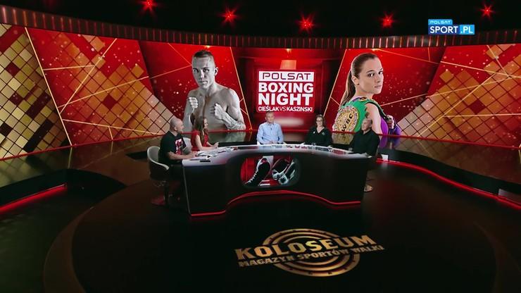 Na jaką walkę podczas Polsat Boxing Night czeka Przemysław Saleta?