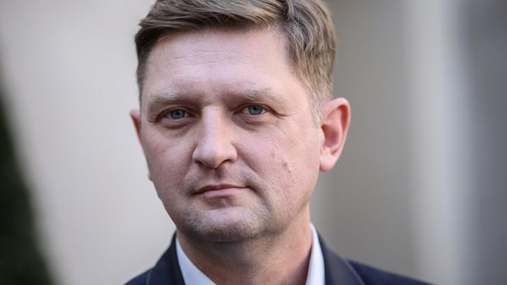 """""""Lewica jest potrzebna"""". Andrzej Rozenek wstąpił do SLD"""