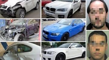 Brytyjski sąd uznał, że naprawa auta po wypadku i jego sprzedaż zasługuje na 3,5 roku więzienia
