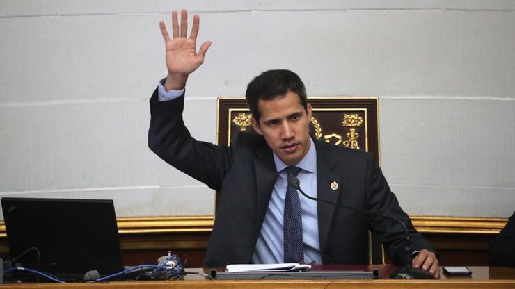 """""""To nie prześladowania, to inkwizycja"""". Narodowe Zgromadzenie odebrało immunitet Guaido"""