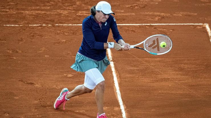 """WTA w Madrycie. """"Mecz Igi Świątek z Ashleigh Barty ważny, ale nie najważniejszy"""""""